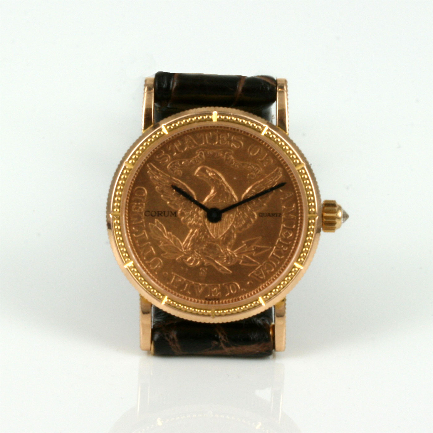 buy gold coin corum with the crown sold