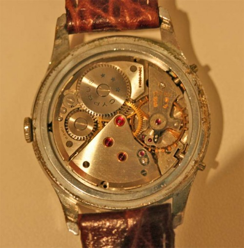 Gents Cyprus De Luxe wrist watch