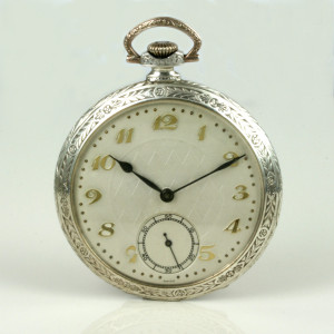 Vintage pocket watch by Damas.