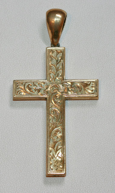Late Victorian cross