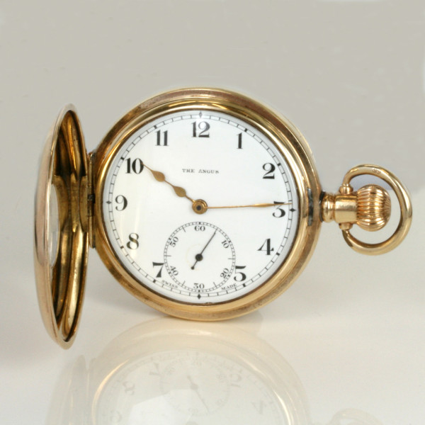 Buy Demi Hunter Pocket Watch Quot The Angus Quot Sold Items Sold