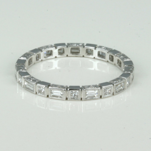18ct diamond eternity ring by Lora di.