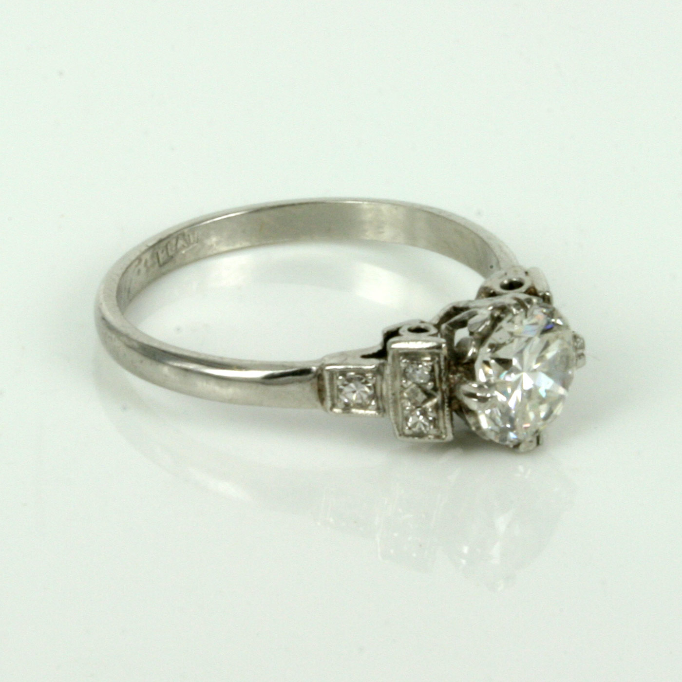 vintage engagement rings 1920s