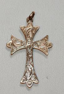 Edwardian cross