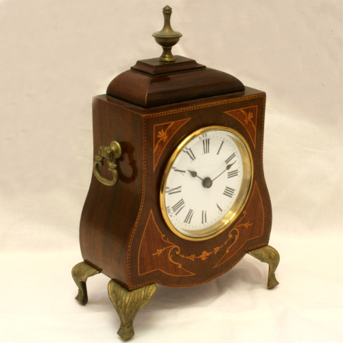 Wonderful antique French clock by Richard & co.