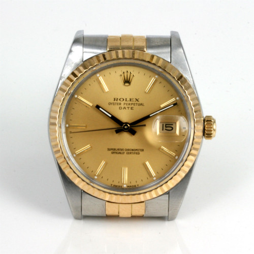 Gents 2-tone Rolex Oyster from 1987.