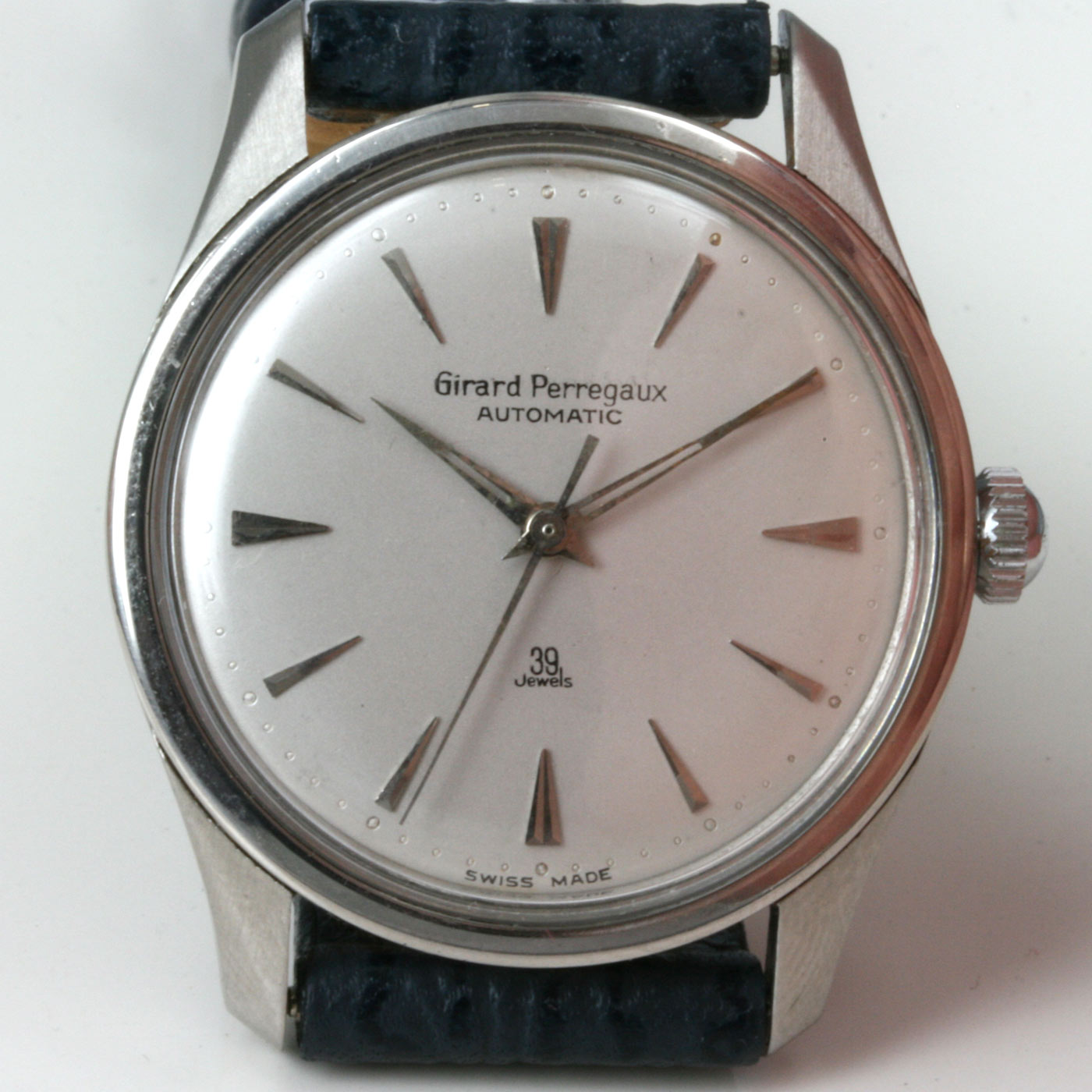 Buy girard perregaux watch with 39 jewels sold items sold watches sydney kalmarantiques for Girard perregaux