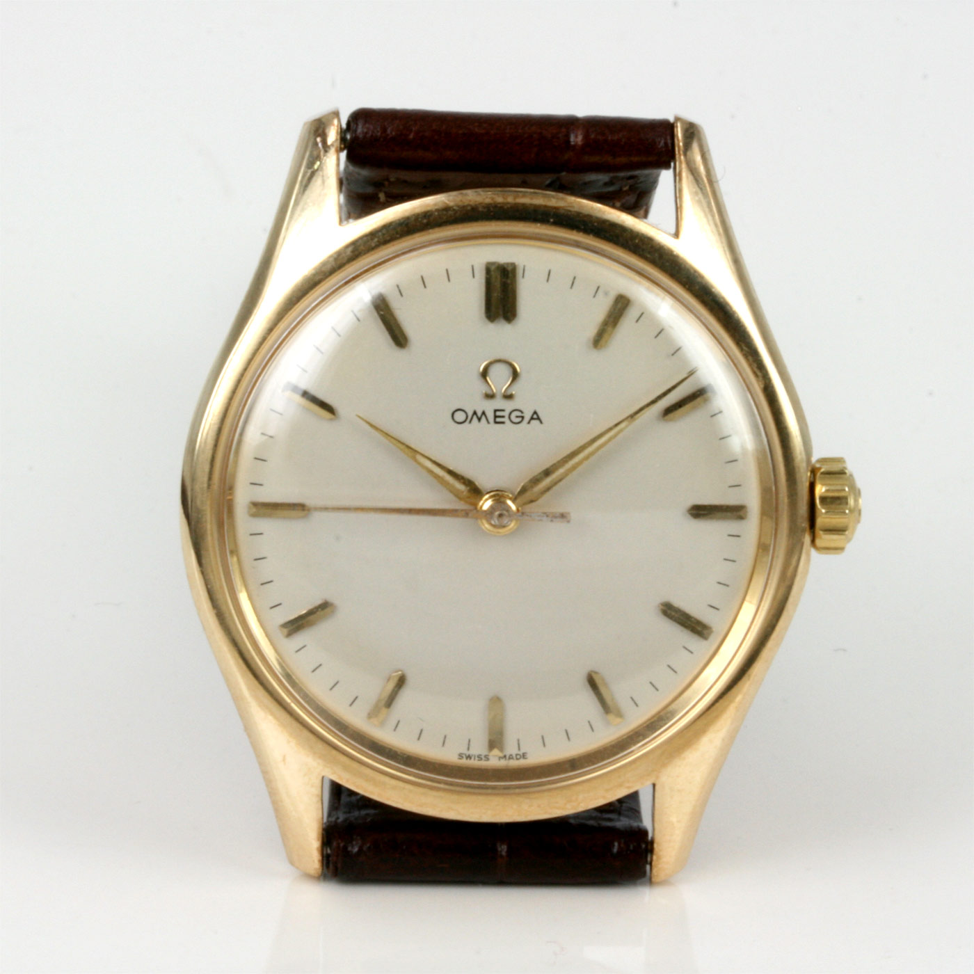 Buy vintage gold omega watch from 1963 sold items sold omega watches sydney kalmarantiques for Vintage gold watch