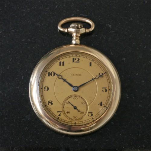 Illinois Pocket watch.