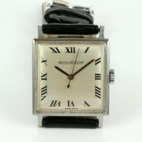 Vintage 1940's Jaeger LeCoultre watch.
