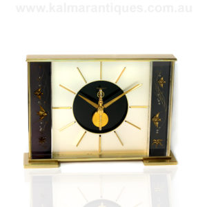 Jaeger LeCoultre in-line Marina fish clock number 406