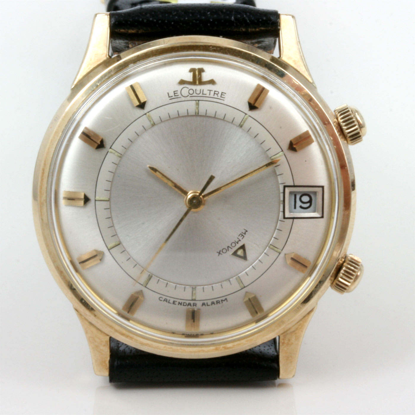 Buy vintage jaeger lecoultre memovox sold items sold watches sydney kalmarantiques for Lecoultre watches