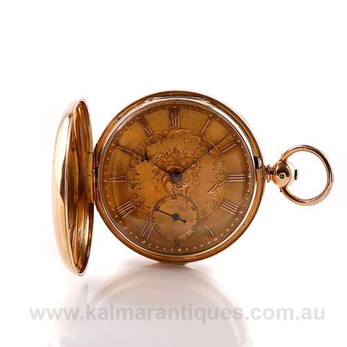 Antique John Taylor pocket watch