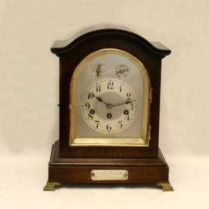 Clock with the Westminster chime