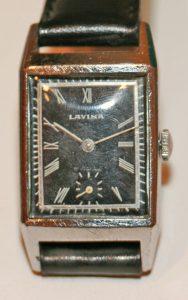 1940's Lavina wrist watch