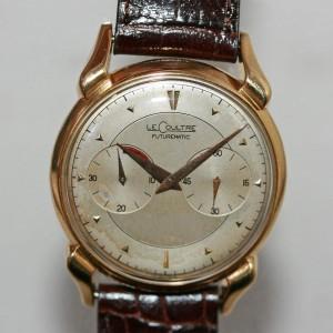 LeCoultre Futurematic watch.