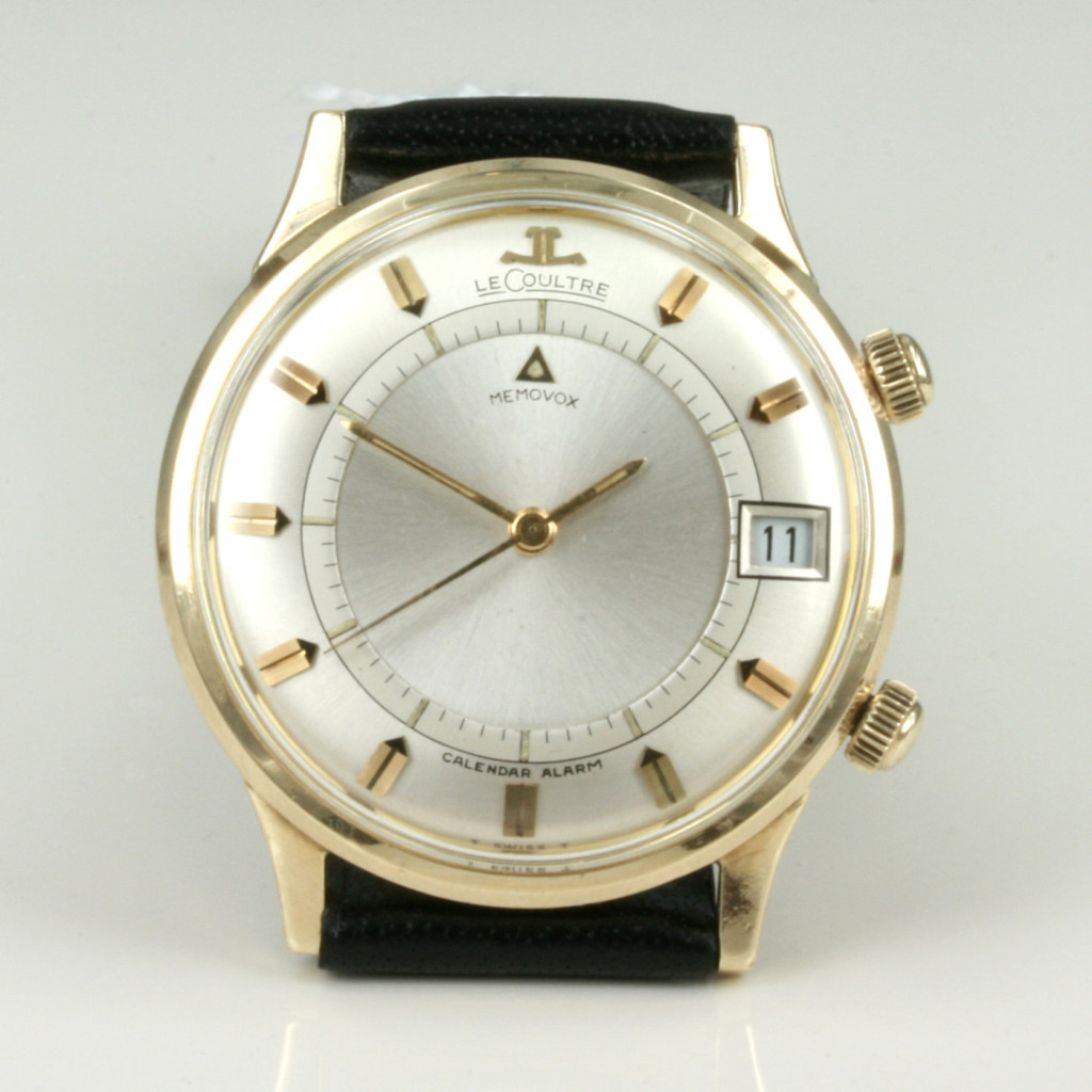 Buy vintage lecoultre memovox alarm watch sold items sold watches sydney kalmarantiques for Lecoultre watches