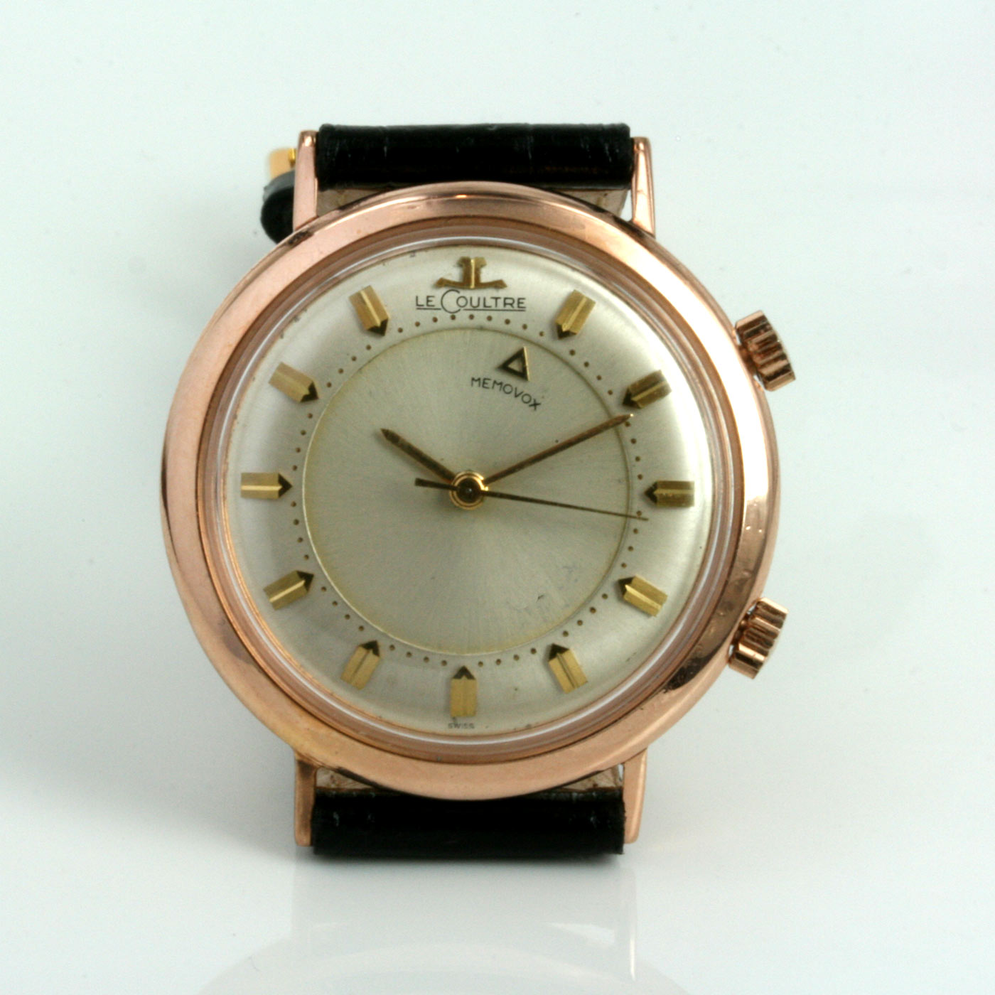 Buy vintage lecoultre memovox watch calibre k814 sold items sold watches sydney kalmarantiques for Lecoultre watches