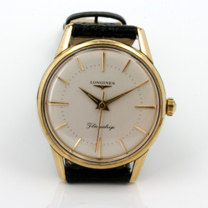 Gents vintage Longines Flagship watch from 1956