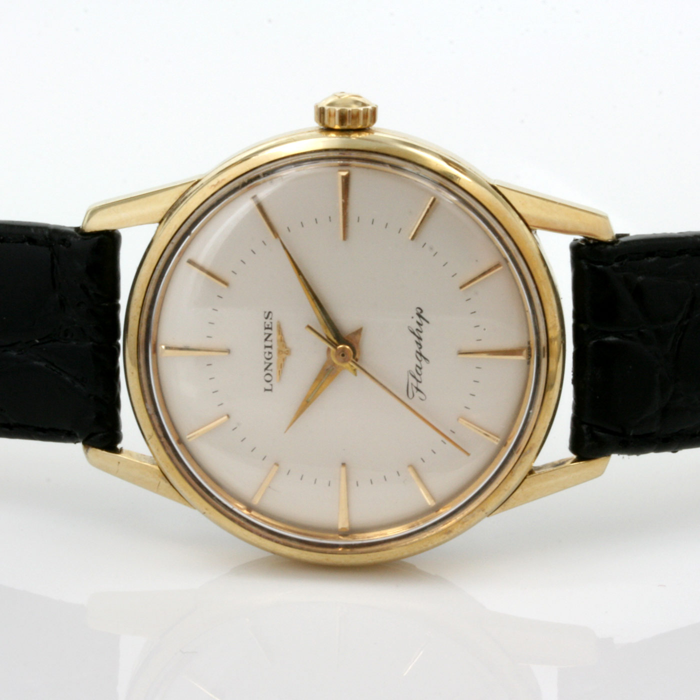 3c24520fd83 Buy Gents vintage Longines Flagship watch from 1956 Sold Items