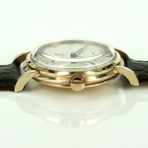 9ct gold vintage Longines watch from 1949