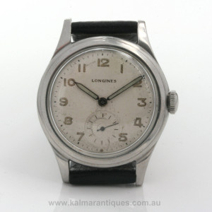Vintage 1945 Longines watch calibre 687