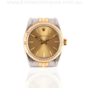 Midsize Rolex watch 67513