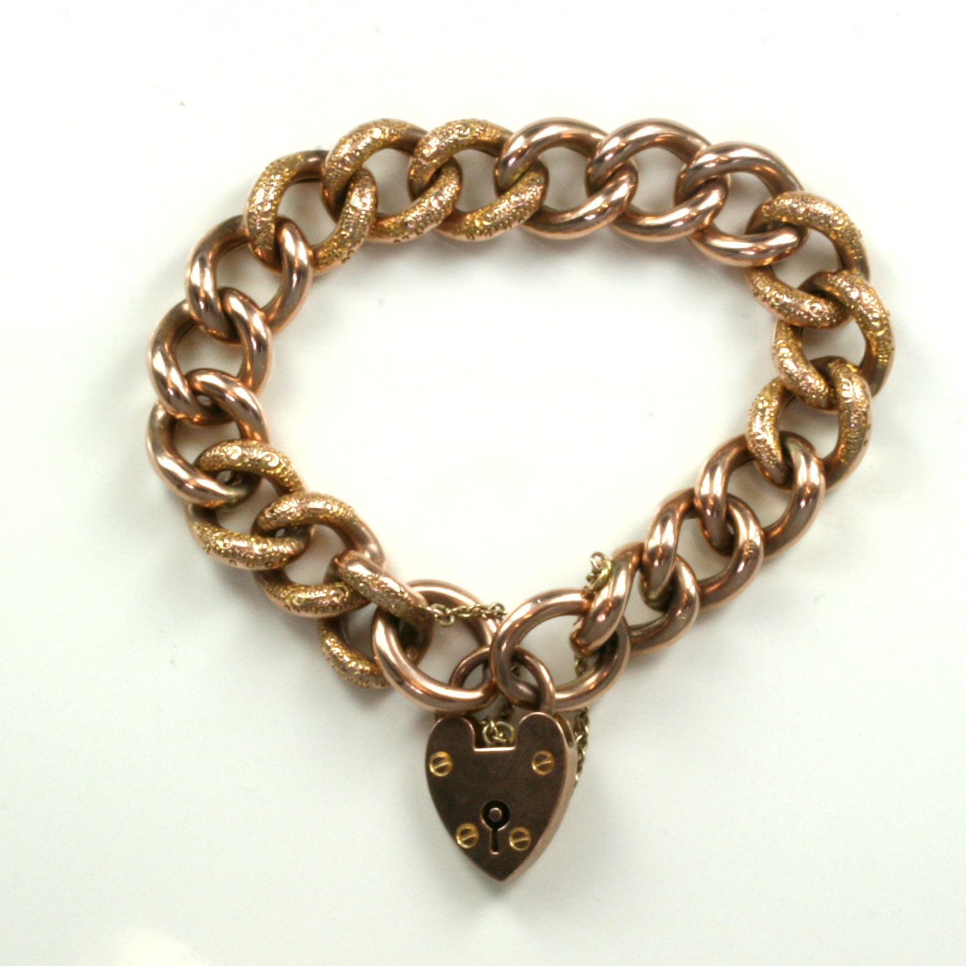 Buy Antique rose gold night & day bracelet. Sold Items ...