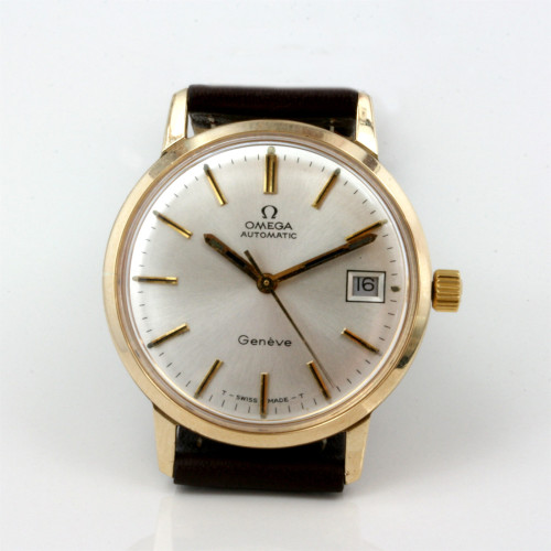 Vintage 9ct Omega watch made in 1972.