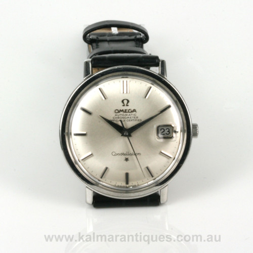 1966 Omega Constellation calibre 561