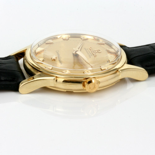 18ct Omega Constellation