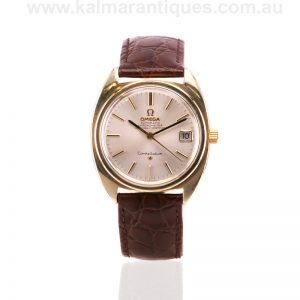 1968 Automatic Omega Constellation Date reference 168.017
