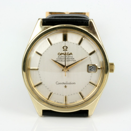Omega Constellation pie pan dial from 1968