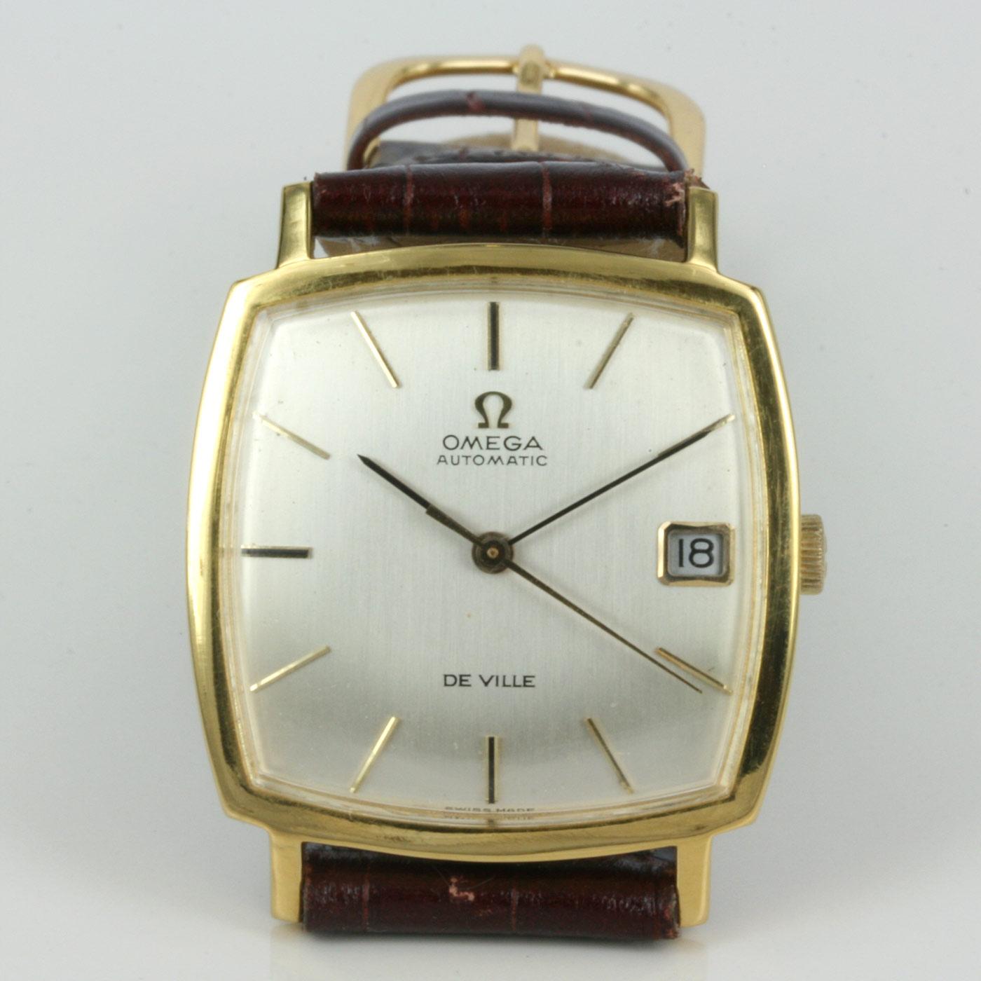 330f92e1c1fd Buy 1968 Omega De Ville watch. Sold Items