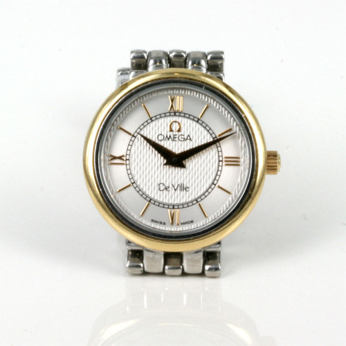 Ladys Omega DeVille watch.