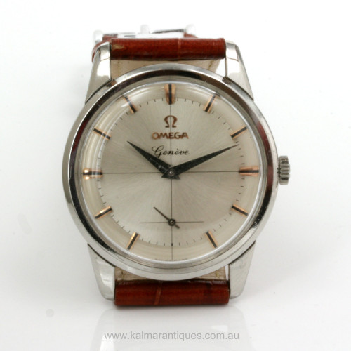 Vintage 1956 Omega Geneve watch