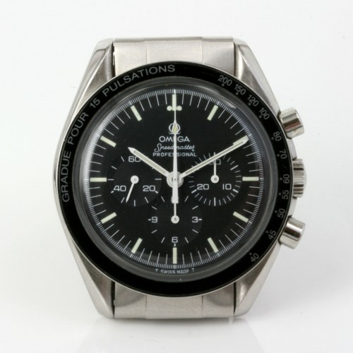 Omega Moonwatch calibre 861 from 1981.