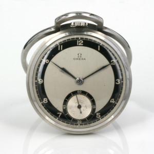 Omega Diplomat pocket watch