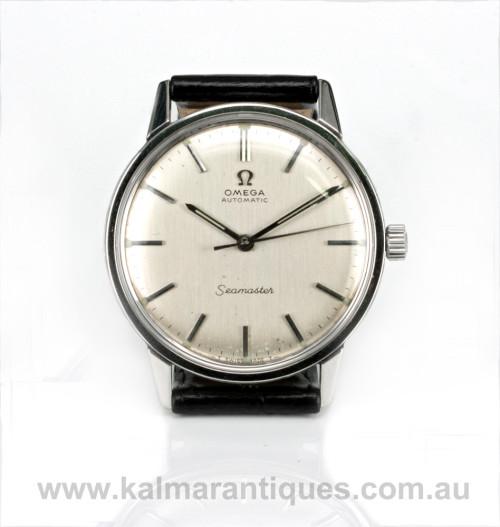 1967 Vintage Omega Seamaster reference 165.002