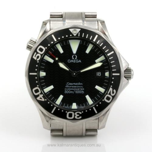 Omega Seamaster 168.1640