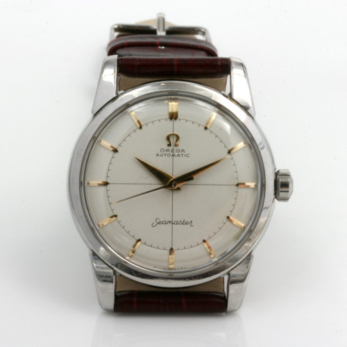 Bumper automatic Omega from 1952.