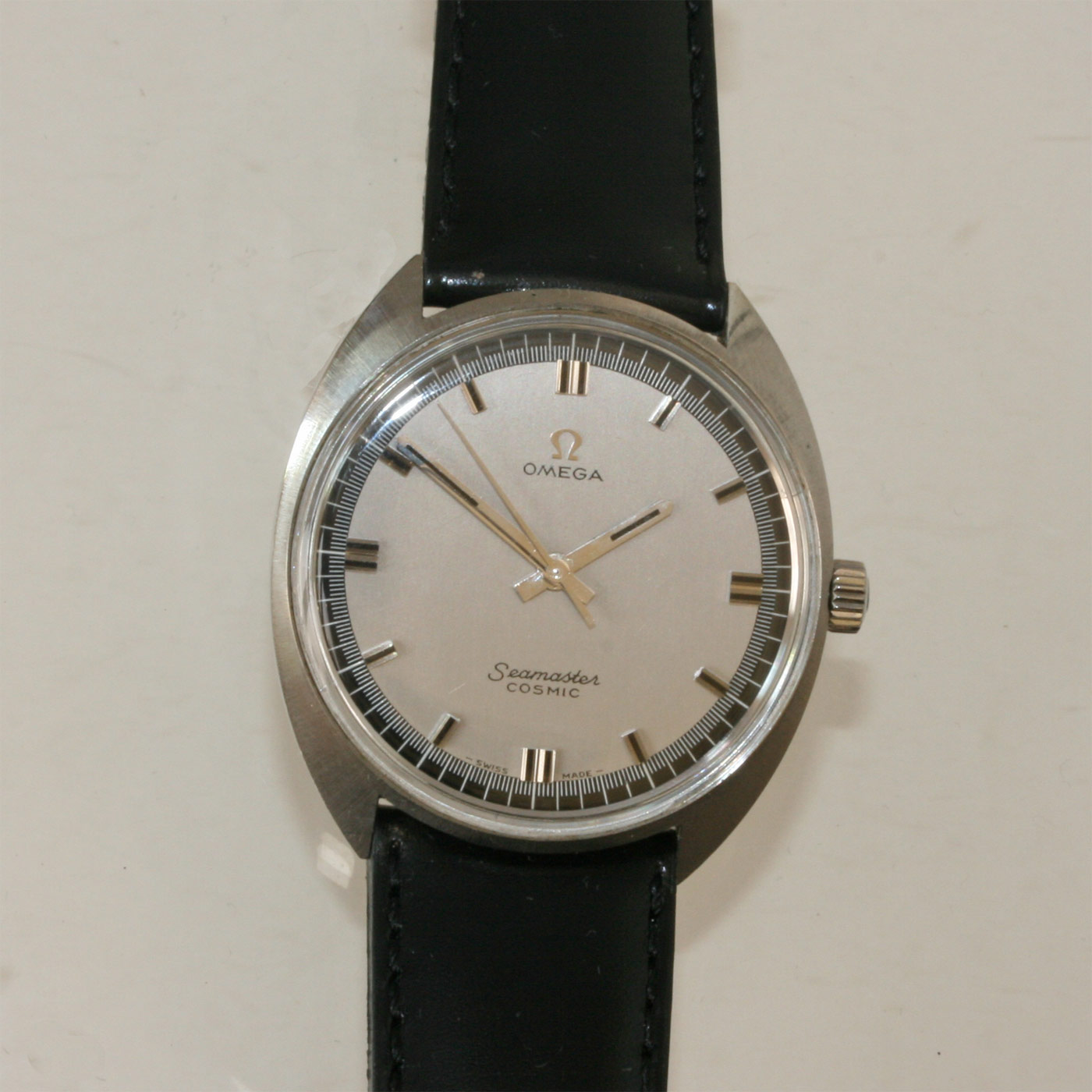Buy Vintage Omega Seamaster Cosmic Sold Items Sold Omega Watches