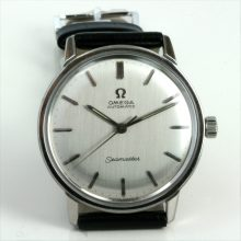 1965 Omega Seamaster watch calibre 552