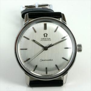 1965 Omega Seamaster watch calibre 552