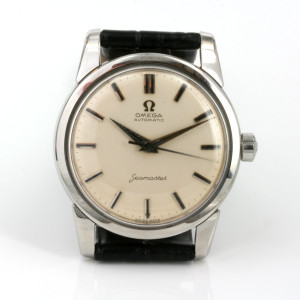 Vintage Omega Seamaster watch from 1958