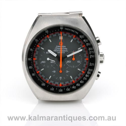 Omega Speedmaster Mark II reference 145.014