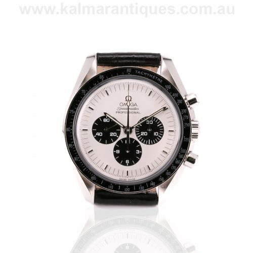 Rare Limited Edition Omega Speedmaster