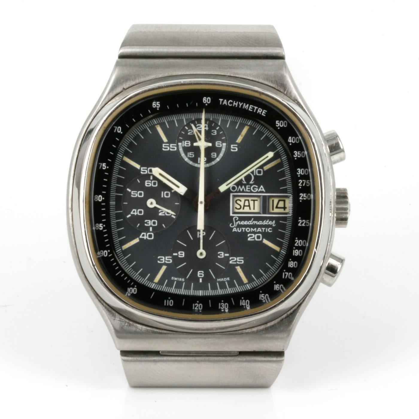 Buy 1975 Omega Speedmaster Mark IV Sold Items, Sold Omega ...