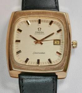 Retro Omega watch