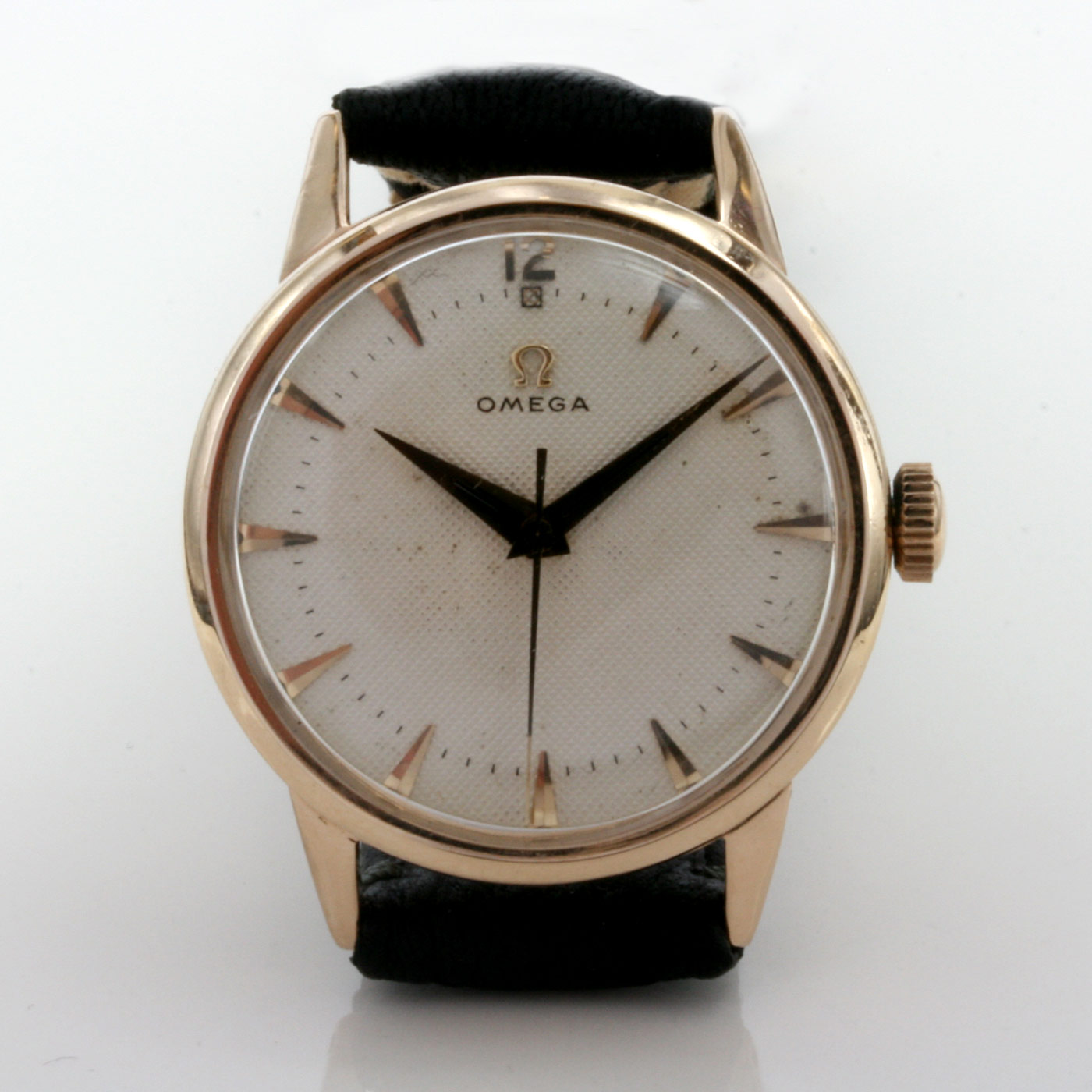 Buy Vintage 9ct Omega watch from 1952 Sold Items, Sold ...